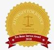 Probono Service Award